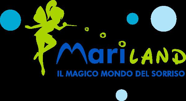 sfere con logo mariland dentista per bambini